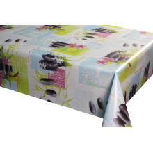 Holiday sales for Pvc Printed Tablecloth Strips Serials Design of Pvc Tablecloth export to Armenia Manufacturers